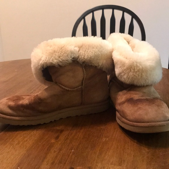 UGG Shoes - Well loved ugg boots